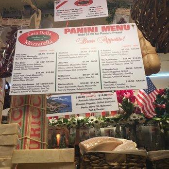 Casa della mozzarella italian deli 163 photos 141 reviews delis 604 e 187th st belmont - Casa doli restaurante ...