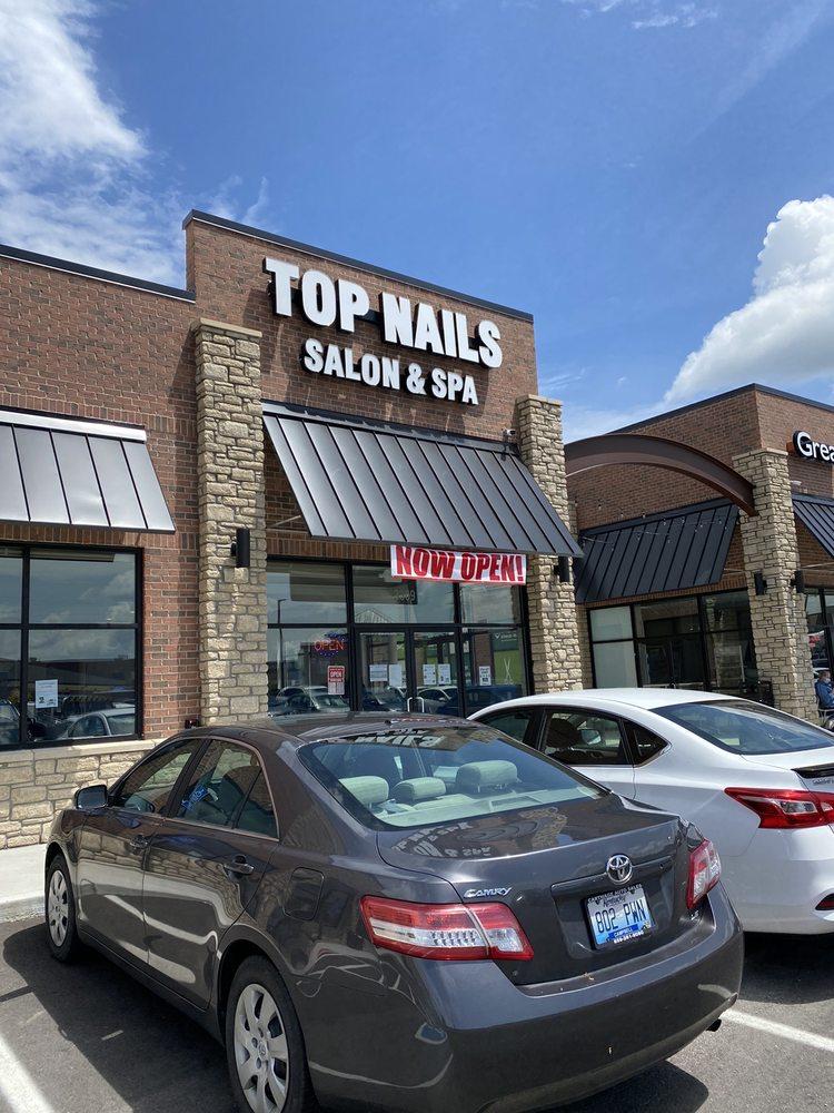 Top Nails Salon & Spa: 3309 Vandercar Way, Cincinnati, OH