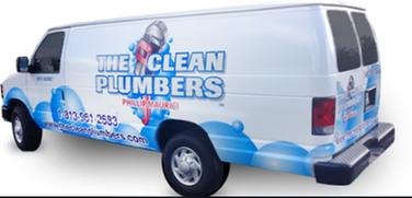 The Clean Plumbers: 14545 N Florida Ave, Tampa, FL