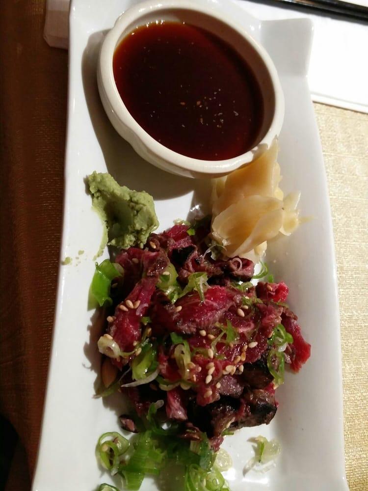 Beef tataki yelp for Akasaka japanese cuisine