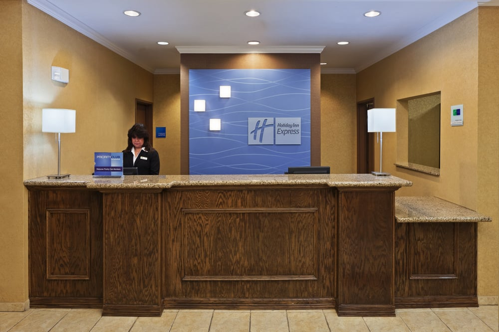 Holiday Inn Express Hereford: 1400 W 1st St, Hereford, TX