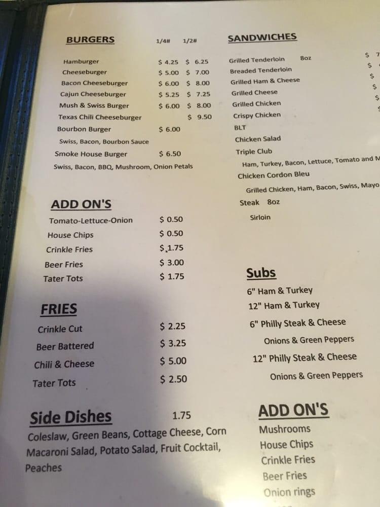 Bourbon Street Pizza: 209 N Main St, Bourbon, IN