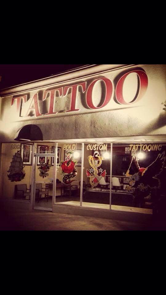 Stay true tattoo tattoo 1721 n portland ave oklahoma for Tattoo oklahoma city ok