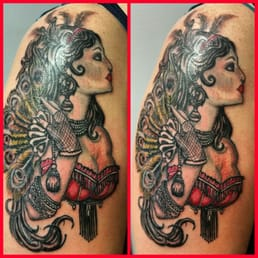 Photos for 22 caliber tattoos yelp for Tattoo removal columbus ohio cost