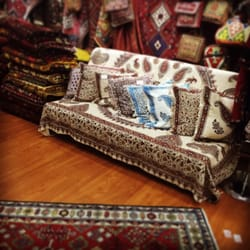 Photo Of Persian Art Treasure Adelaide South Australia Take A Rest In