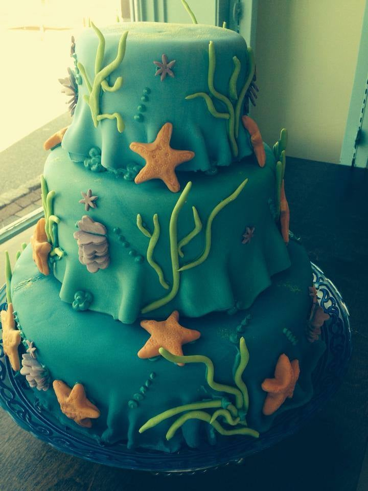 Under the Sea Cake Sweet 16 Birthday Yelp