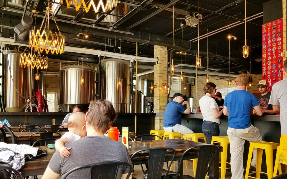 Station 26 Brewing: 7045 E 38th Ave, Denver, CO