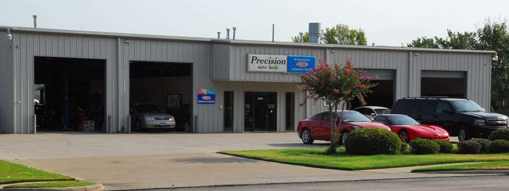 Precision Auto Body: 2609 W Arkansas Ln, Arlington, TX