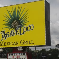 Agave Loco 12 Reviews Mexican 1032 Opelika Rd Auburn Al