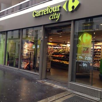 Carrefour City Grocery 31 33 Rue De Vinaigriers Canal St