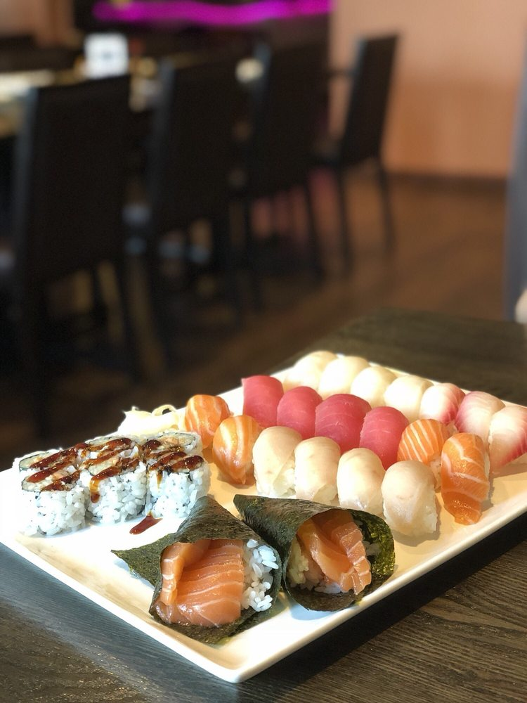 Mr Sushi All You Can Eat: 2117 Marlton Pike W, Cherry Hill, NJ