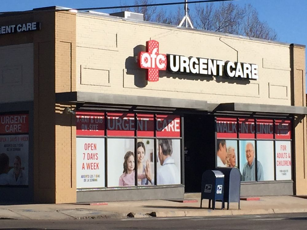 AFC Urgent Care Denver Highlands: 3800 Irving St, Denver, CO