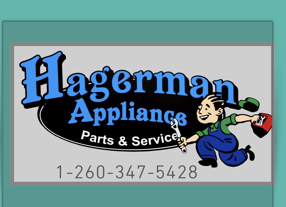 Hagerman Appliance: 126 S Main St, Kendallville, IN