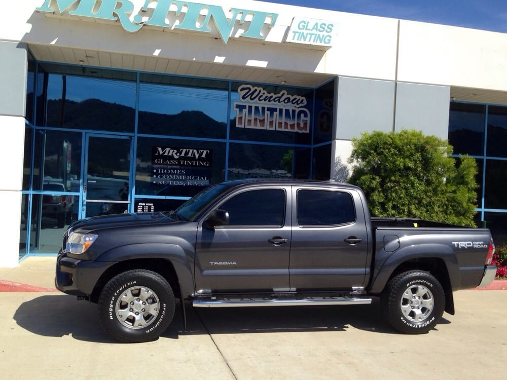 my 2014 toyota tacoma trd off road tinted yelp. Black Bedroom Furniture Sets. Home Design Ideas