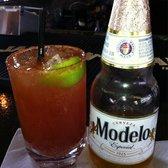 Photo Of OTC Patio Bar   Houston, TX, United States. Michelada With Modela