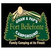 Fort Bellefonte Campground: 2023 Jacksonville Rd, Bellefonte, PA
