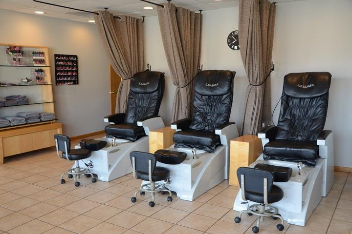 Twin Image Salon Spa: 121 W Benton St, Iowa City, IA