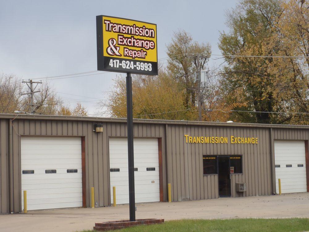 Transmission Exchange & Repair: 2007 Stephens Blvd, Joplin, MO