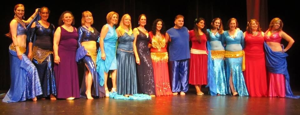 Belly Dance With Ayperi: 1323 Shepherd Dr, Sterling, VA