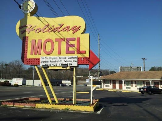 Photo Of Holiday Motel Cleveland Tn United States