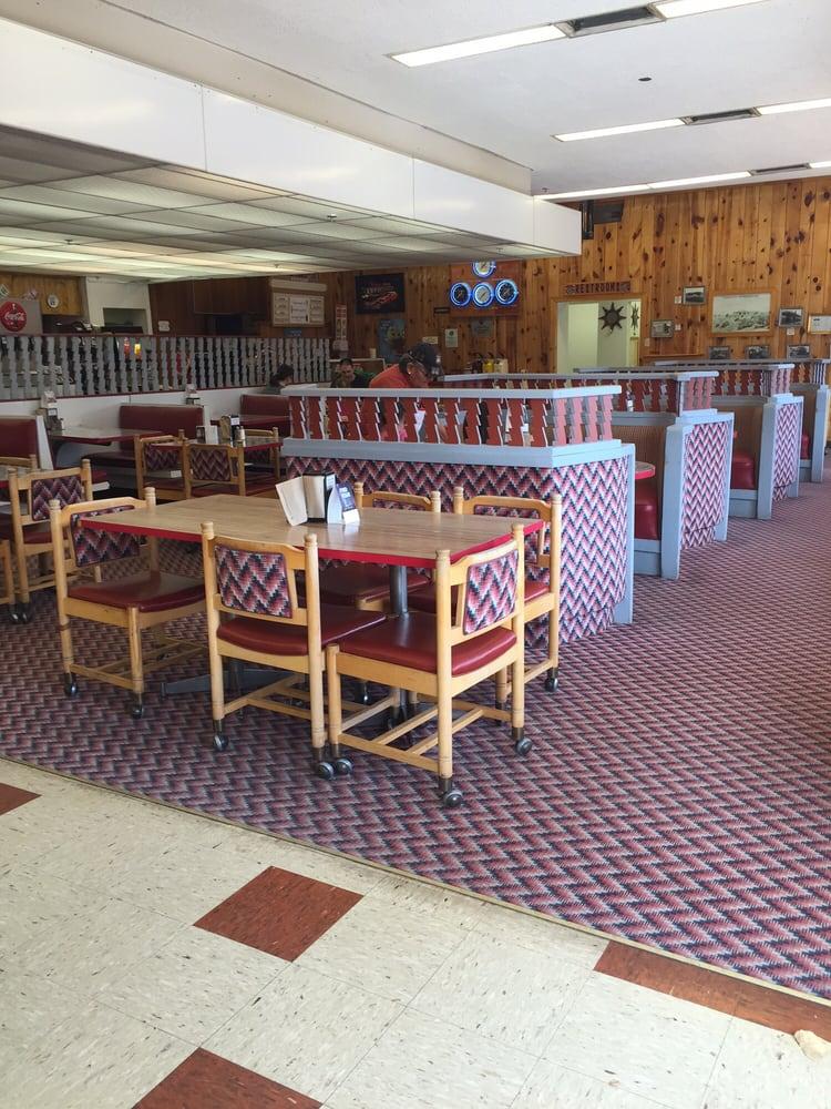 Fred Harvey Diner: 1 Main St, Petrified Forest National Park, AZ
