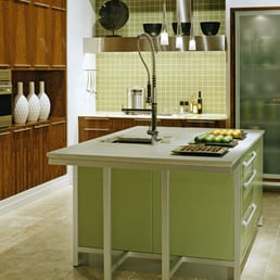 Photo Of E W Kitchens   Troy, MI, United States. Exotic Veneers Render A