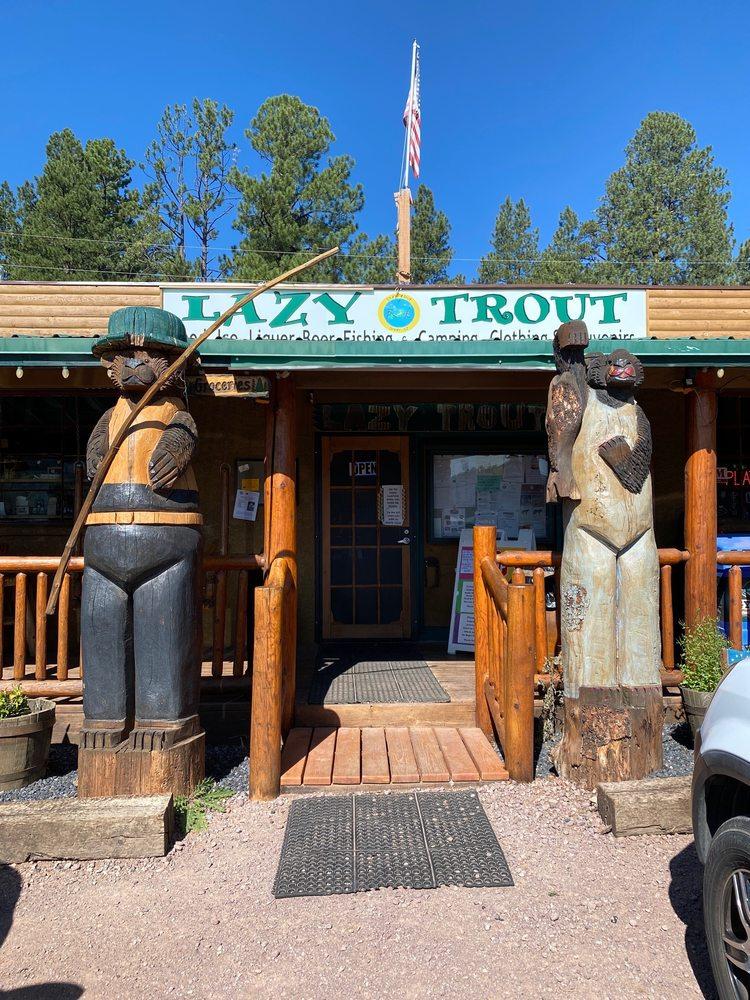 Lazy Trout Market: 38940 Sr 373, Greer, AZ