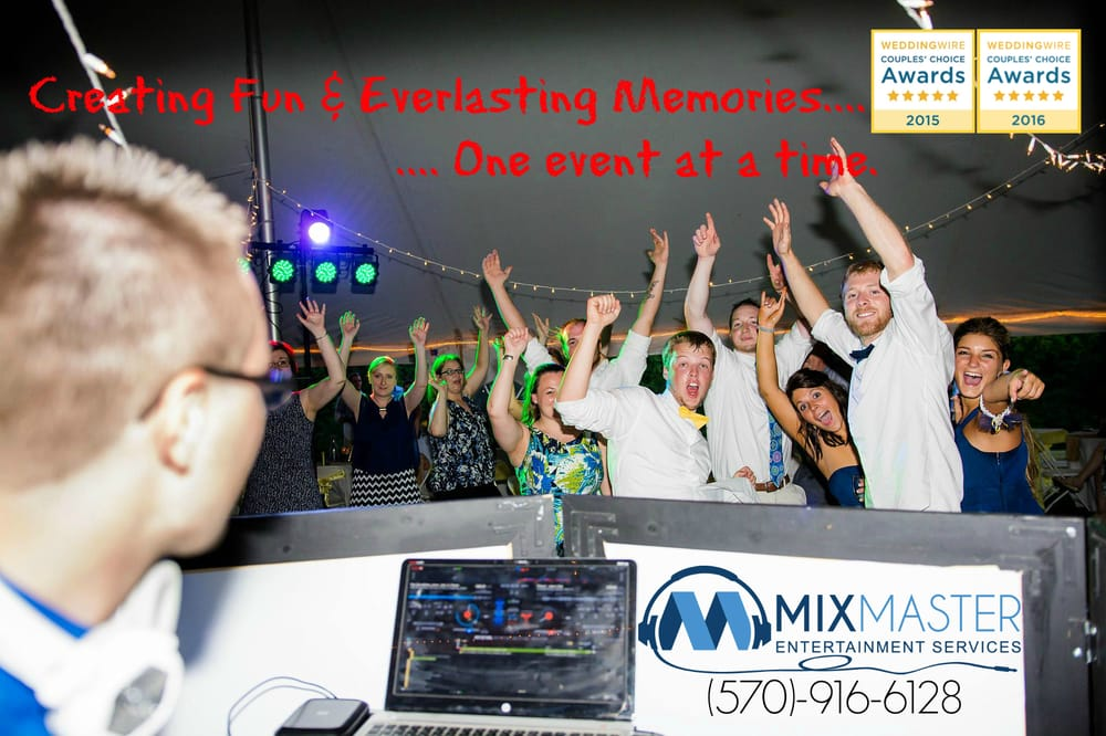 MixMaster Entertainment Services: Williamsport, PA