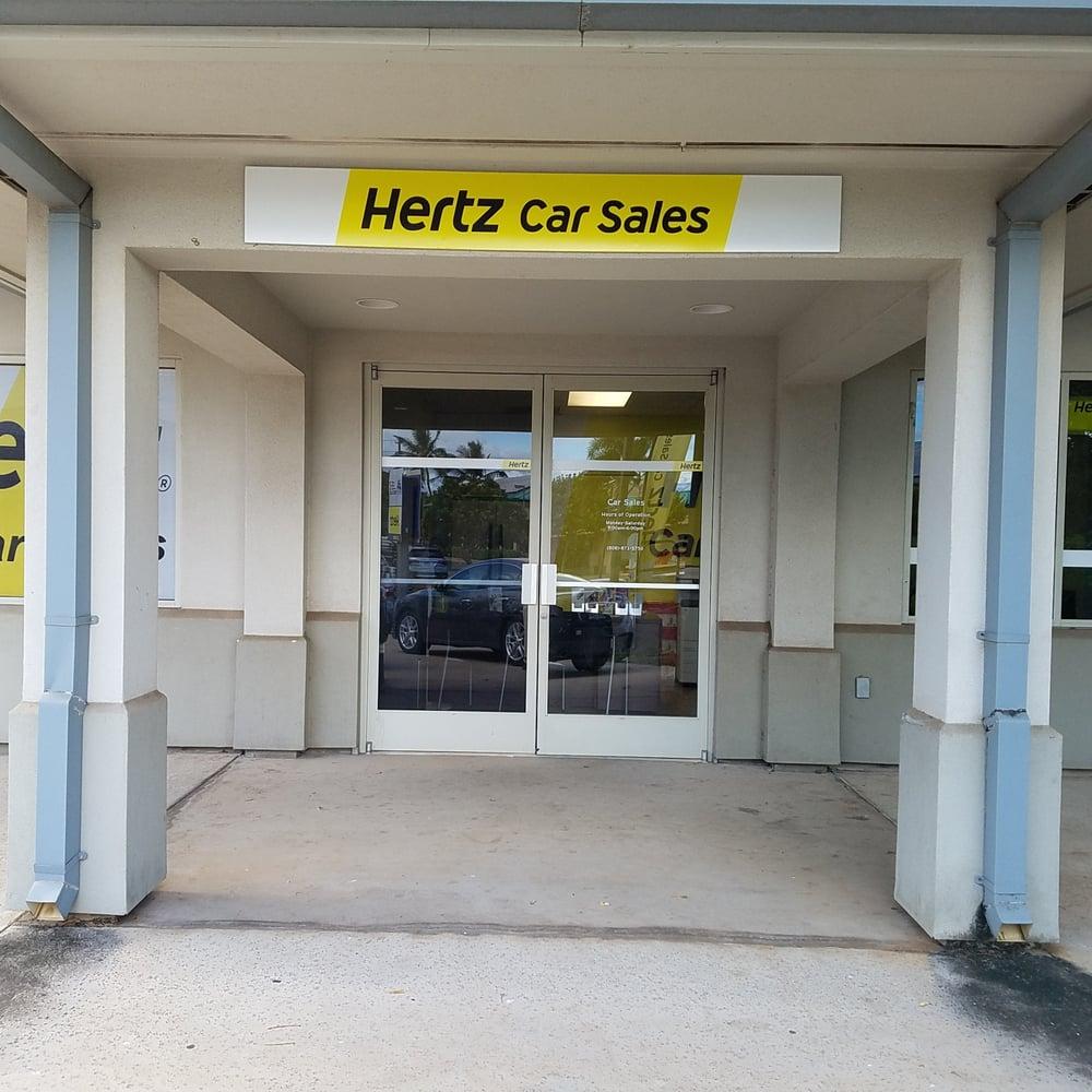 Photos For Hertz Car Sales Maui