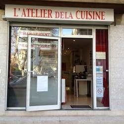 l'atelier de la cuisine - 13 photos - cours de cuisine - 2 rue