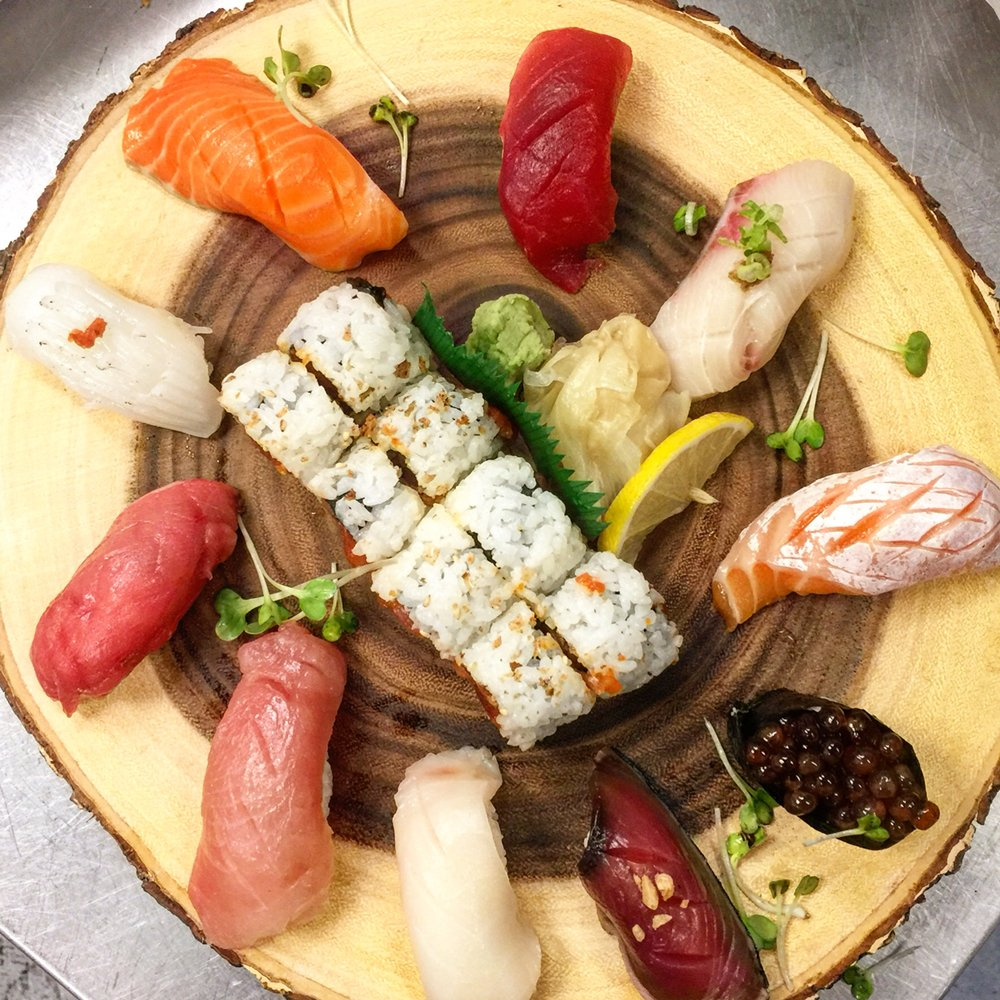 Budi's Sushi: 349 Decatur St SE, Atlanta, GA