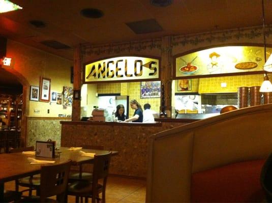 Italian Restaurant Near Me: Angelo's Italian Pizza & Restaurant
