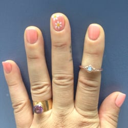 Ongles design crystal nail salons 600 jean talon e - Salon ongles montreal ...