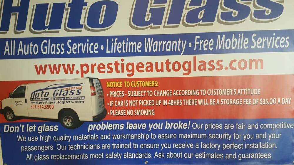 Prestige Auto Glass
