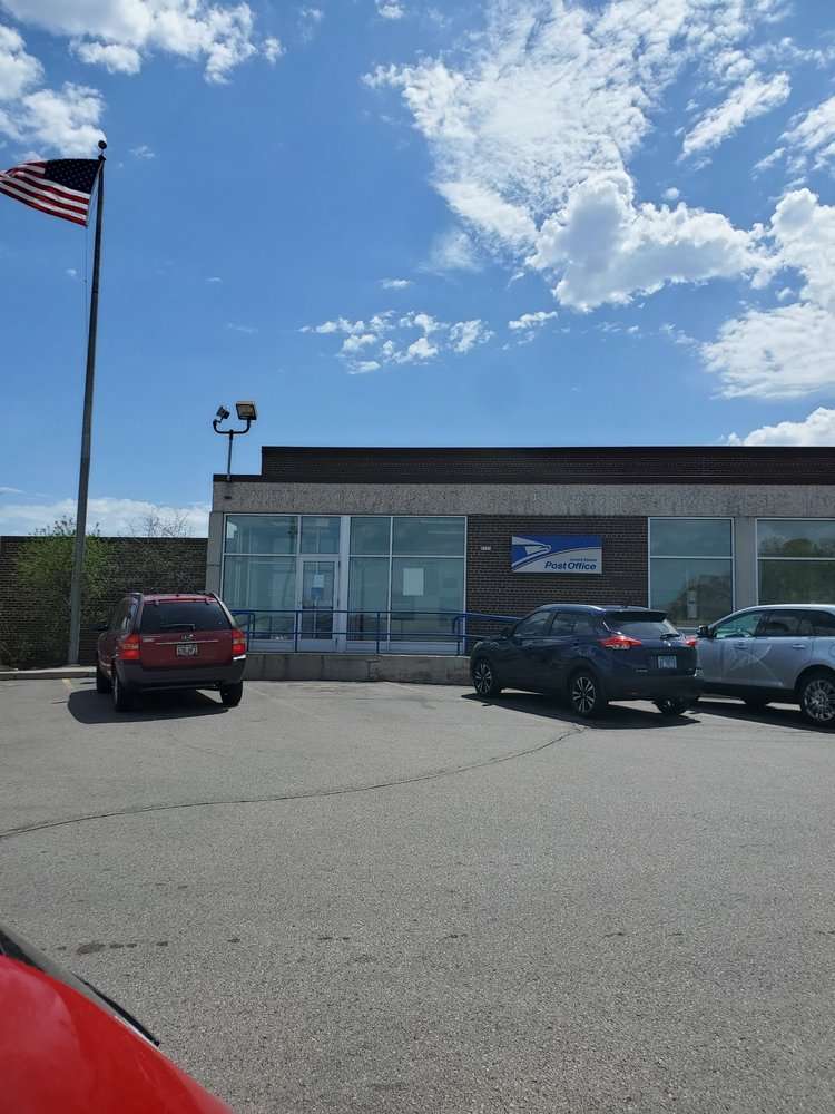 United States Post Office: 7353 W Forest Home Ave, Greenfield, WI