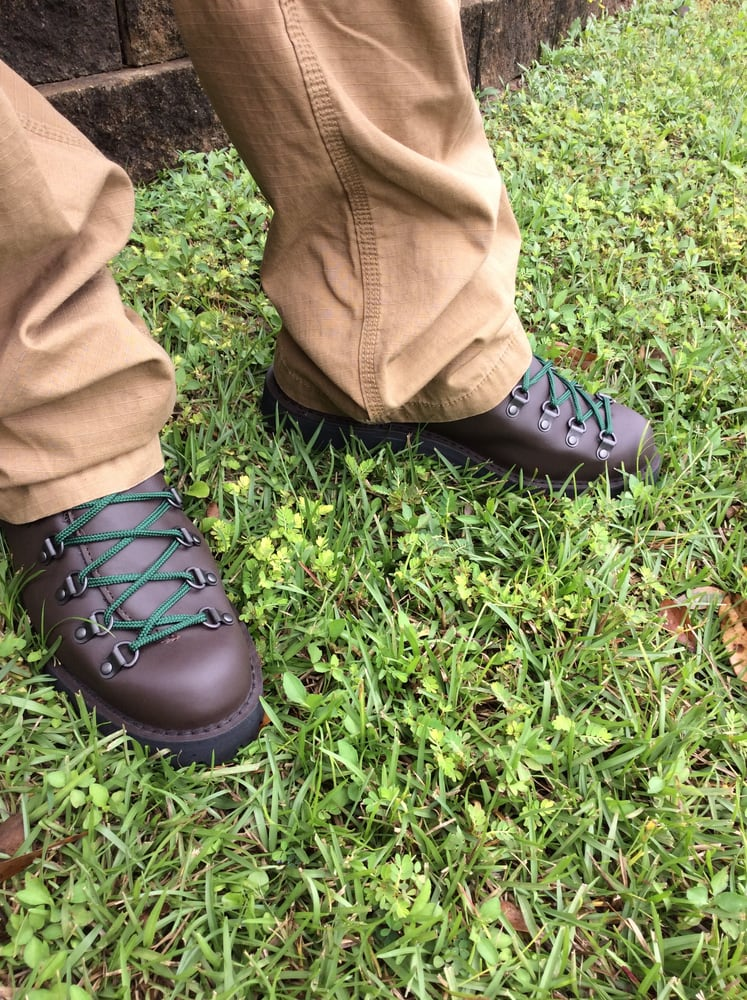 ii in leather made mountaineering gore boots lighting light black sizing mountain trail d us brown danner hiking