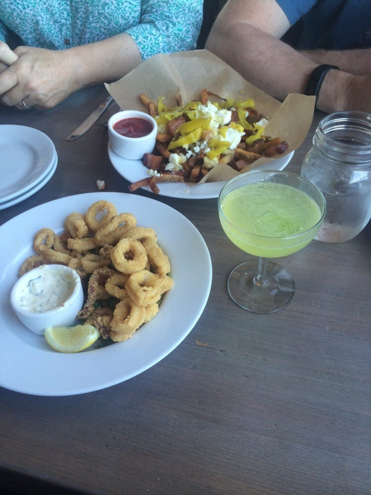 Calamari and dirty dirty fries yelp for Pickled fish long beach wa