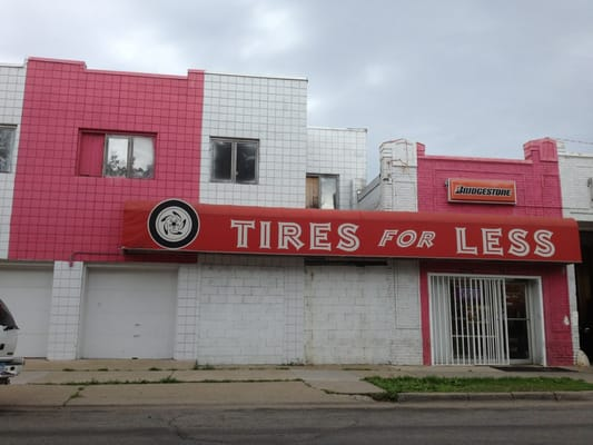 Tire For Less >> Tires For Less 3011 3rd Ave S Minneapolis Mn Tire Dealers