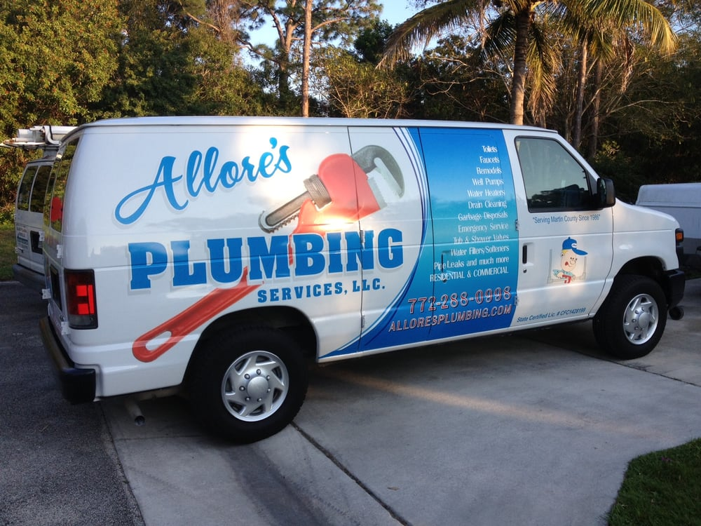 Allore's Plumbing Services