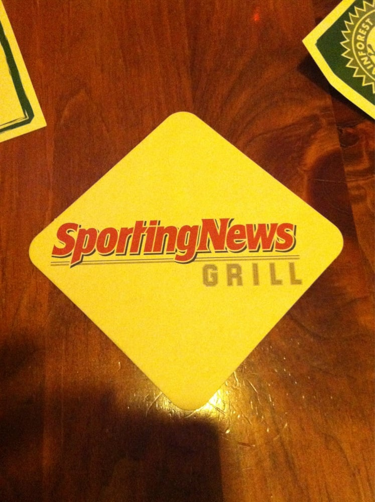 Sporting News Grill