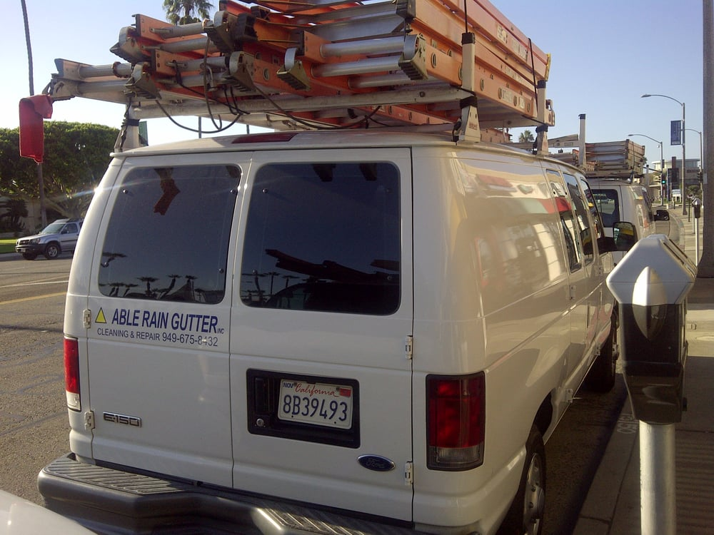 Able Rain Gutter Cleaning Repair Amp Install 18 Reviews