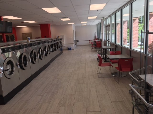 Table Mesa Laundromat: 695 S Broadway, Boulder, CO