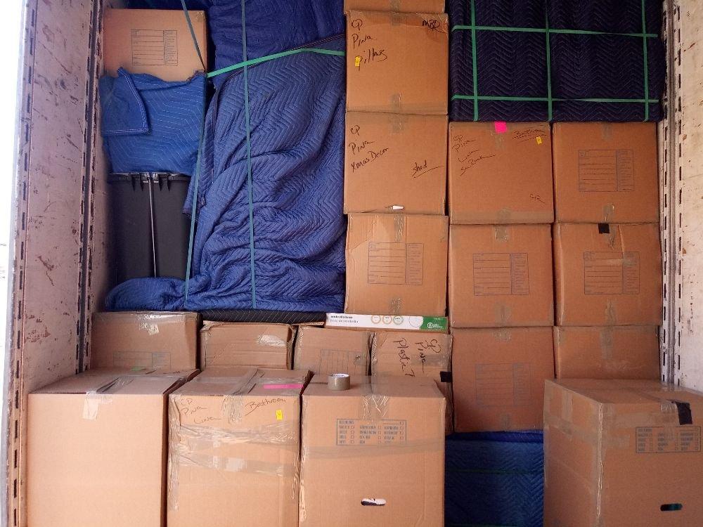 Organize Movers: 730 Center St, Henderson, NV