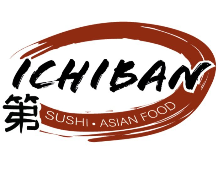 Food from Ichiban Sushi & Asian Food
