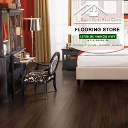 photo of carpet depot home center claysburg pa united states