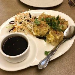 Photo Of Lemongr Thai Restaurant Greenville Sc United States Homemade Dumplings Were