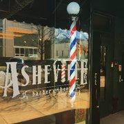 Asheville barber and beard