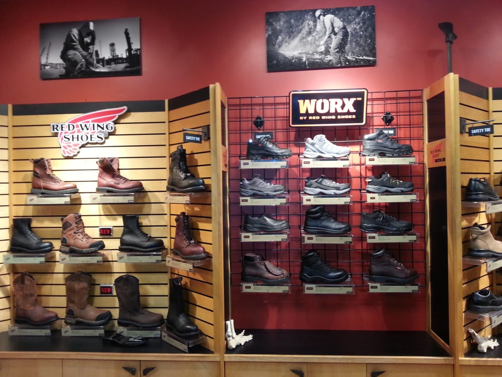 Red Wing Shoes - 22 Reviews - Shoe Stores - 40972 Fremont Blvd