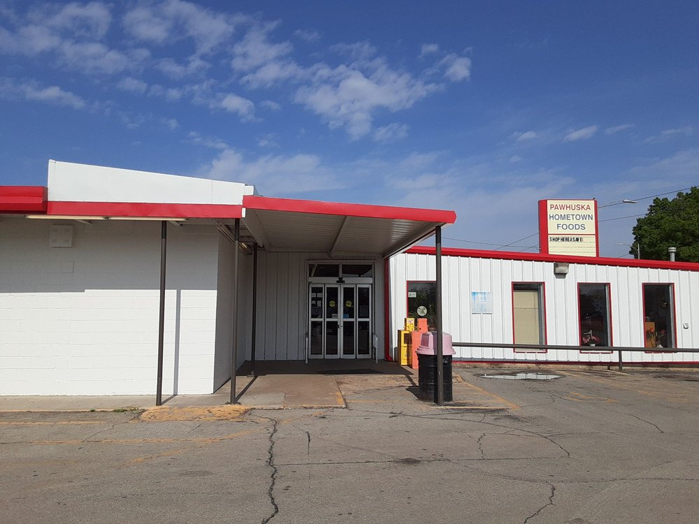 Pawhuska hometown Foods: 236 E Main St, Pawhuska, OK