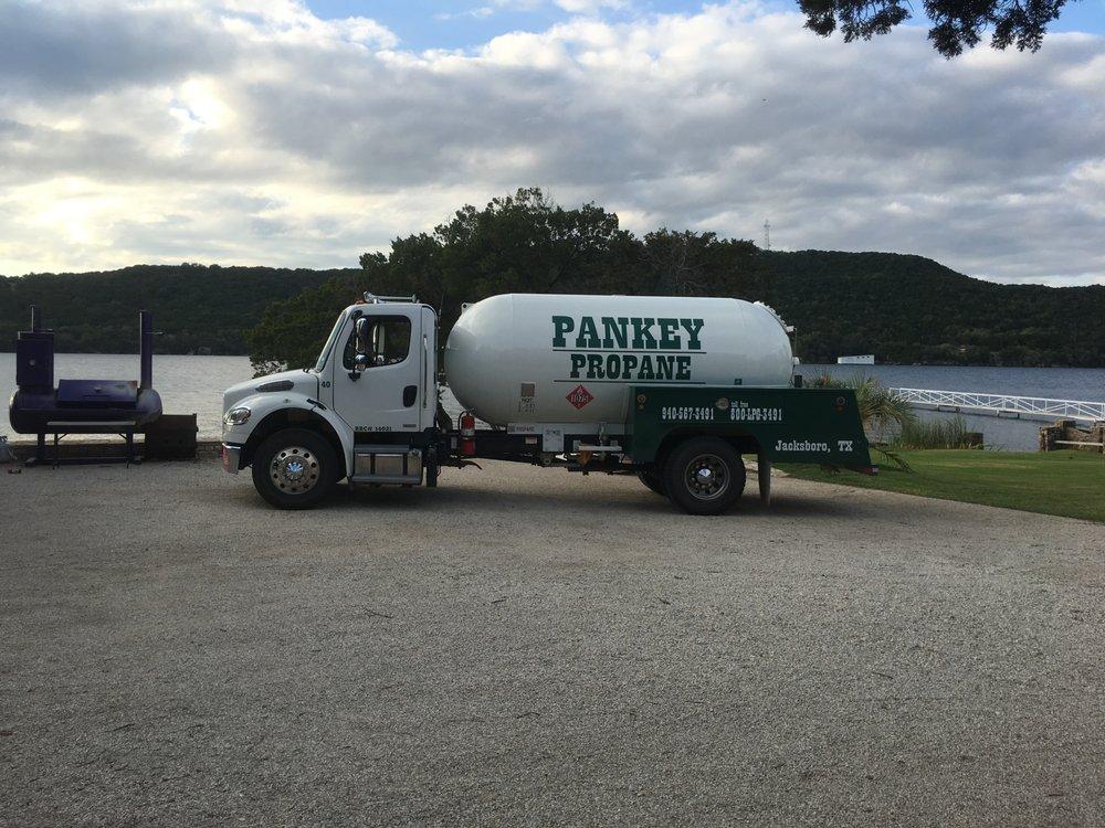 Pankey Propane: 1143 S Main St, Jacksboro, TX